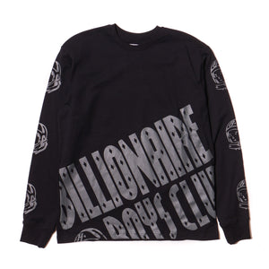 Billionaire Boys Club Crossfit Knit Black