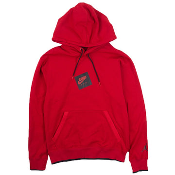 Air Jordan Jumpman Classics Fleece Red Hoodie