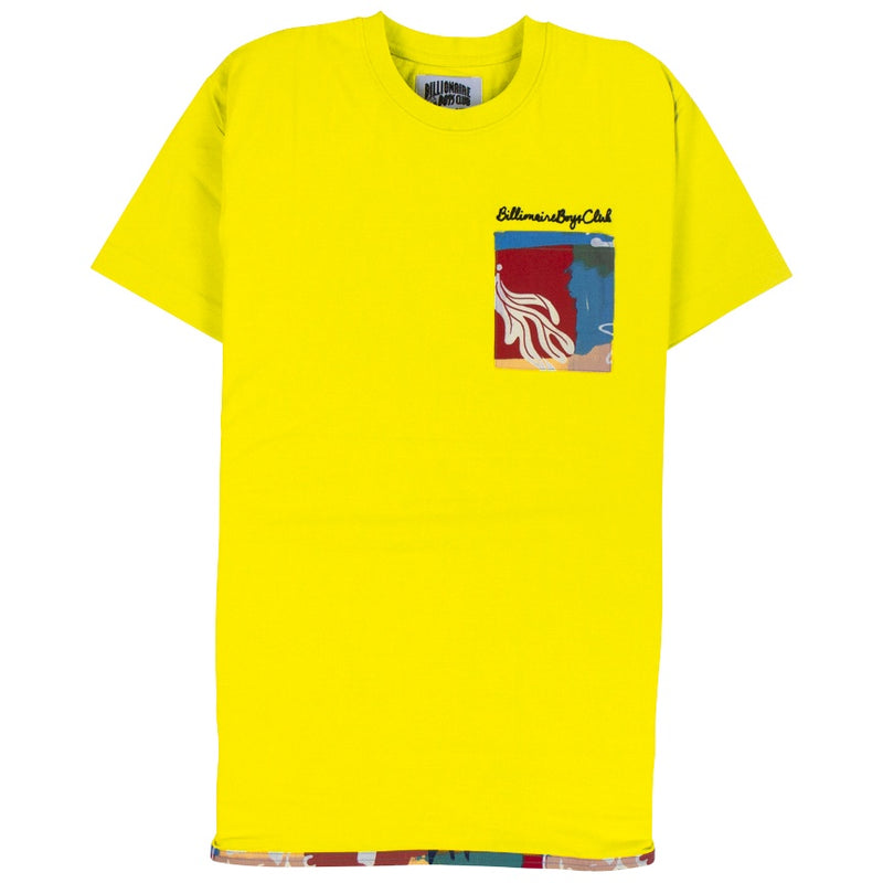 Billionaire Boys Club Spirits T-Shirt 'Yellow'