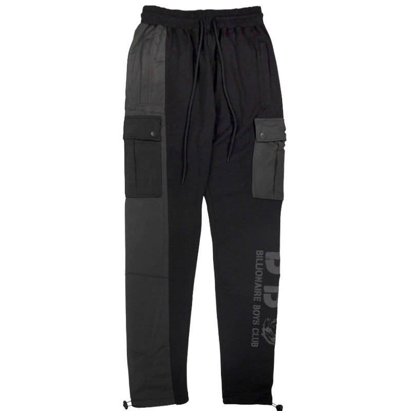 Billionaire Boys Club Buzz Black Jogger Pants