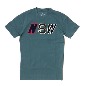 Nike Men's NSW Green T-Shirt
