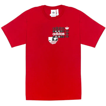 Adidas Forum Red T-Shirt