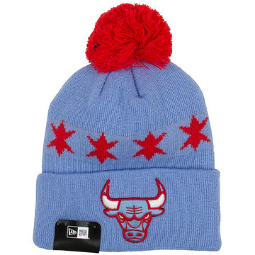 New Era Chicago Bulls NBA Authentics City Series Knit Skullie