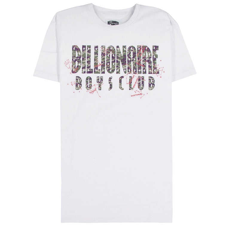 Billionaire Boys Club White Constellations T-Shirt