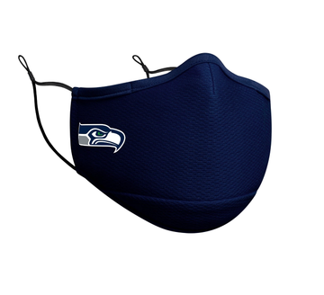 New Era Seattle Seahawks Face Mask