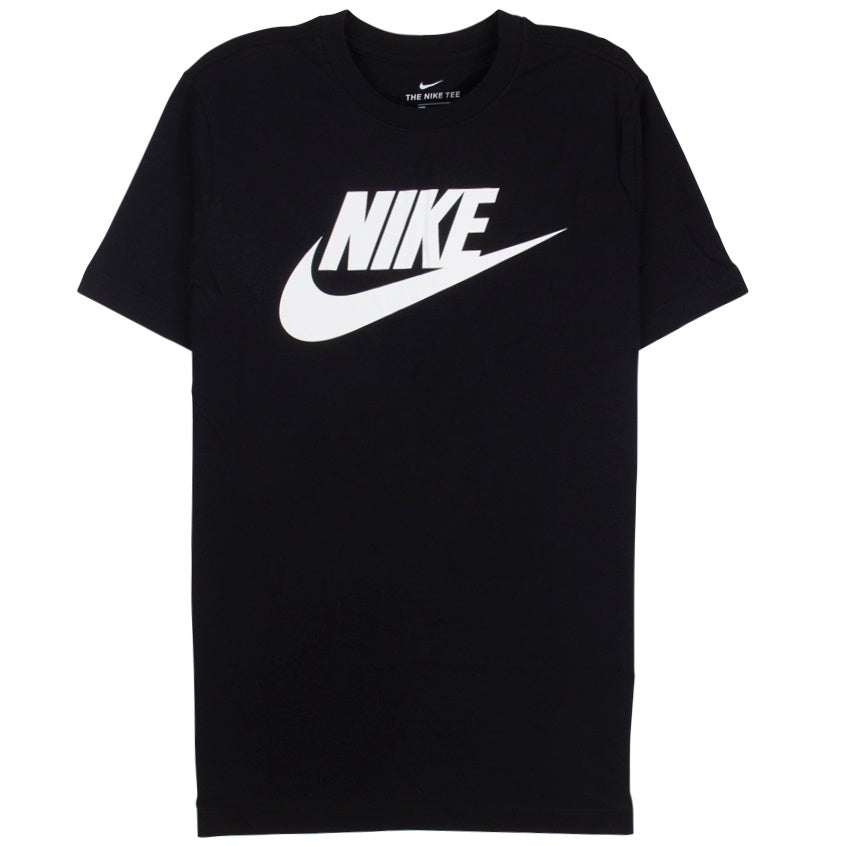 Nike NSW Icon Futura Black T-Shirt