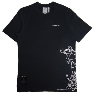 Adidas Originals x Disney T-Shirt 'Goofy'
