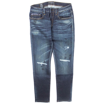 Cult Of Individuality Rocker Slim Paner Stretch Jeans