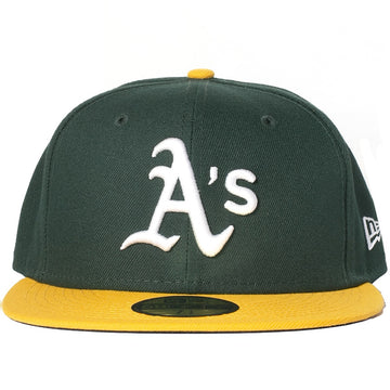 New Era AC Performance Oakland Athletics Home '17
