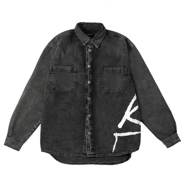 Ksubi Dillion Charred Shirt
