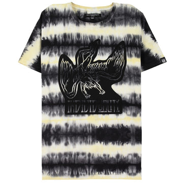 Cult Of Individuality Yellow Tie Dye Fallen Angel T-Shirt