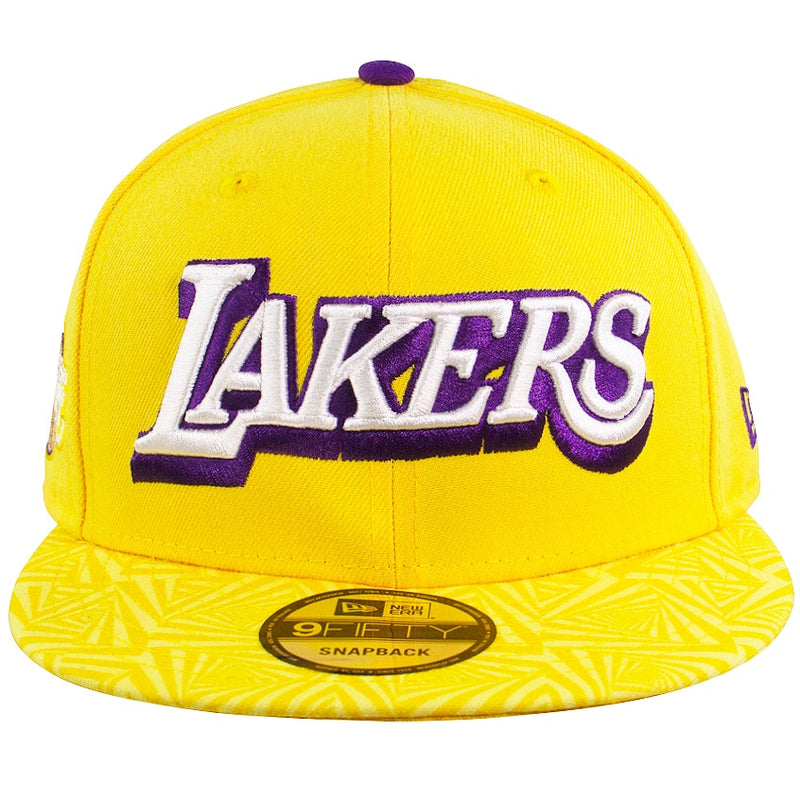 New Era 950 City Series Snapback 'Los Angeles Lakers'
