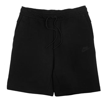 Nike Tech Fleece Black Shorts