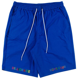 Billionaire Boys Club Blue Smiles Shorts