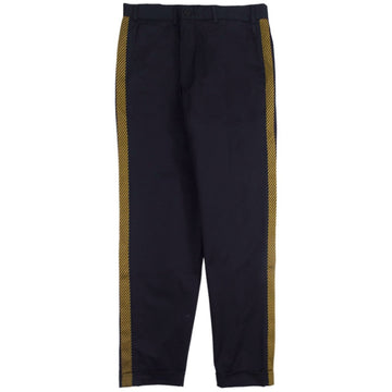 Inimigo Stripes Navy Trouser