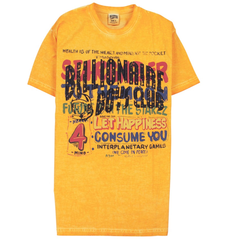 Billionaire Boys Club Stargazer Gold T-Shirt