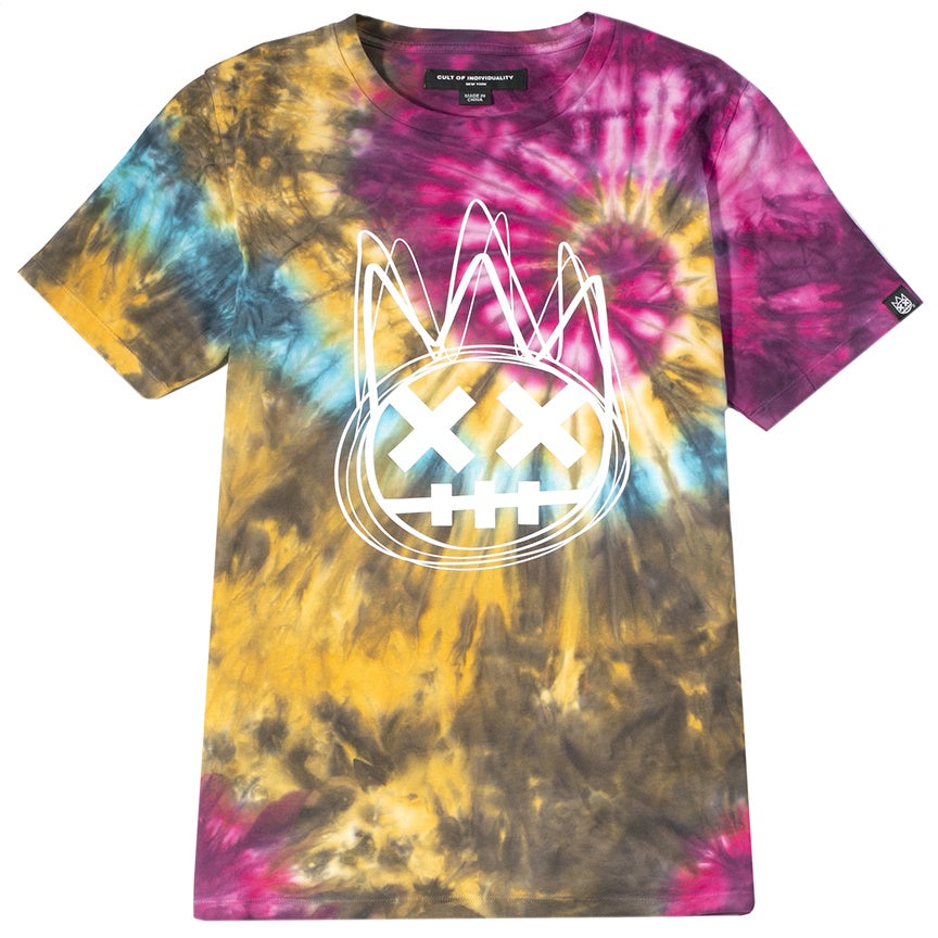 Cult Of Individuality Tie Dye Concert T-Shirt