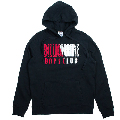 8b1a88f5f Billionaire Boys Club Black Parallel Hoodie