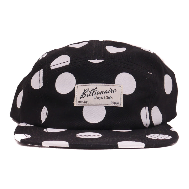 Billionarie Boys Club Scoot Strapback Black