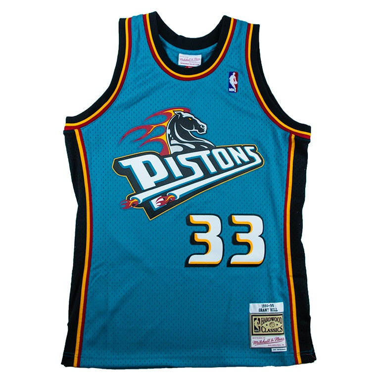 Mitchell & Ness NBA Swingman 98-99 Detroit Pistons Grant Hill