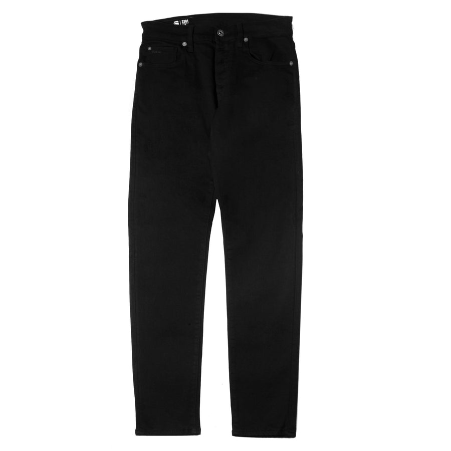 G-Star Raw 3301 Slim Black Jean