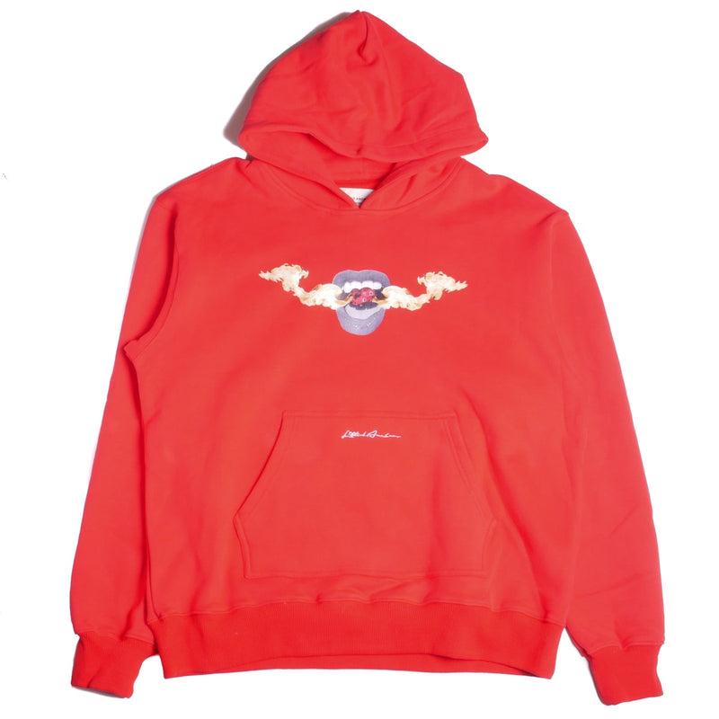 Lifted Anchors Red Flaming Lips Hoodie