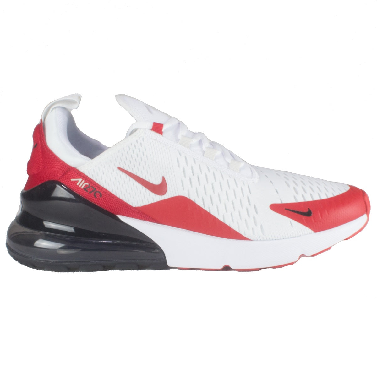 new concept 53cf9 5d256 Nike Air Max 270 White/University Red