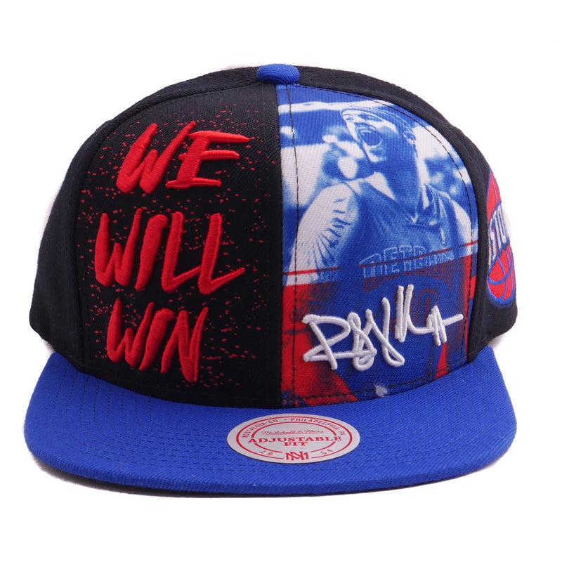 Mitchell & Ness We Will Win Snapback