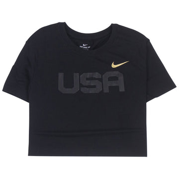 Nike Sportswear Women's USA Crop Top