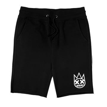 Cult Of Individuality Black Sweatshorts