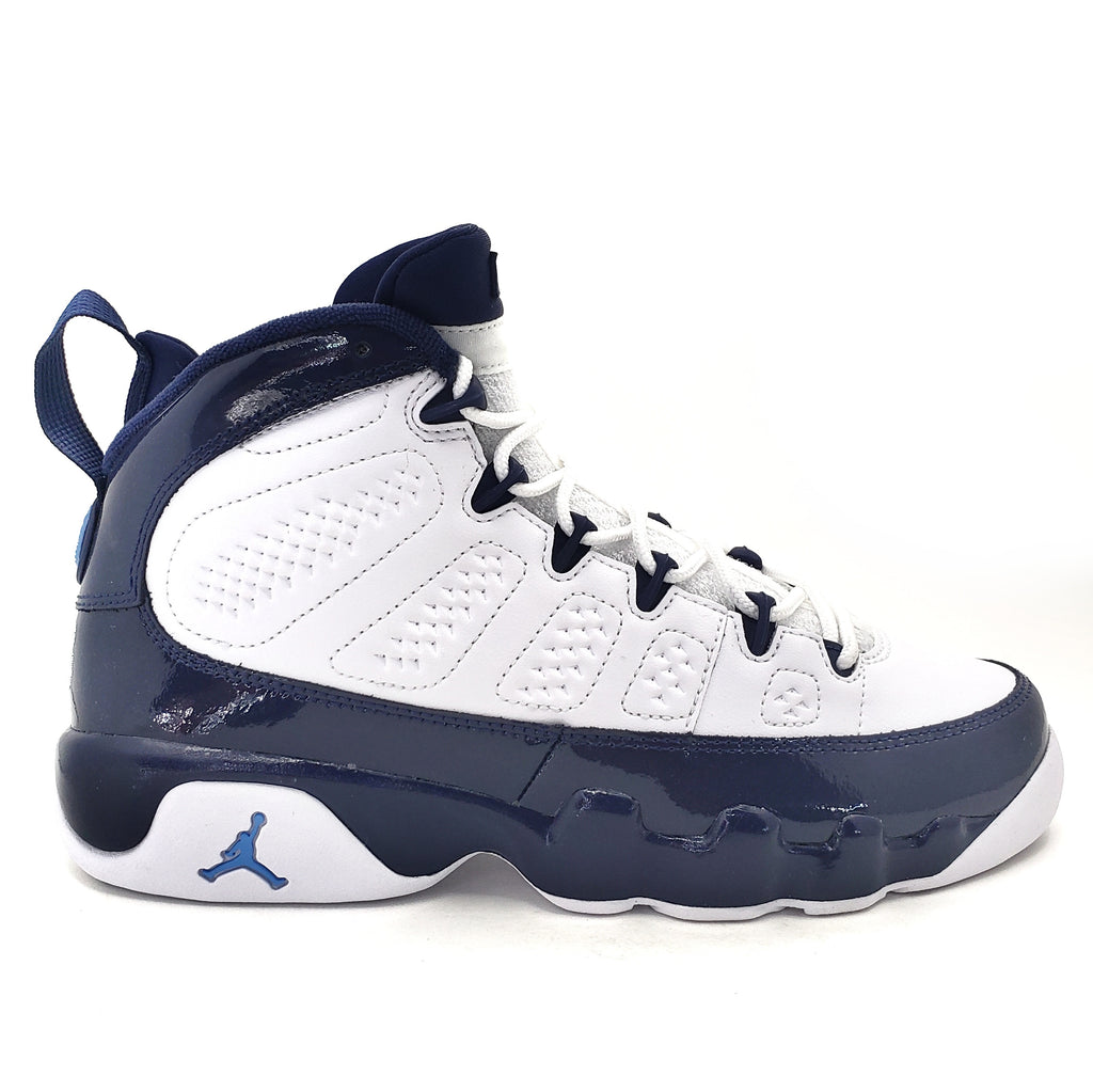 Air Jordan Kids Retro 9 (GS) University Blue