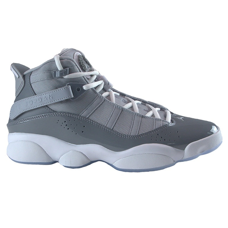 Air Jordan 6 Rings Cool Grey