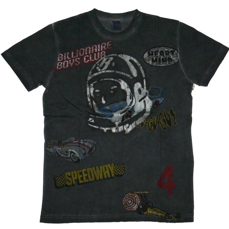 Billionaire Boys Club Black Pavement T-Shirt