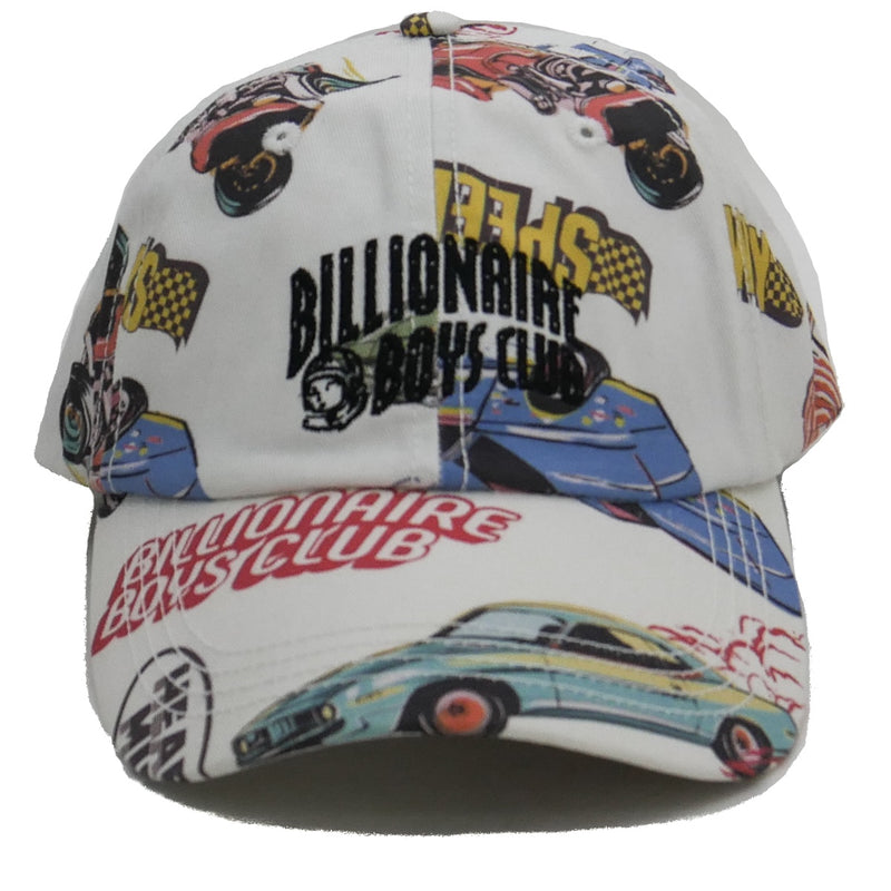 Billionaire Boys Snow White Driver Hat