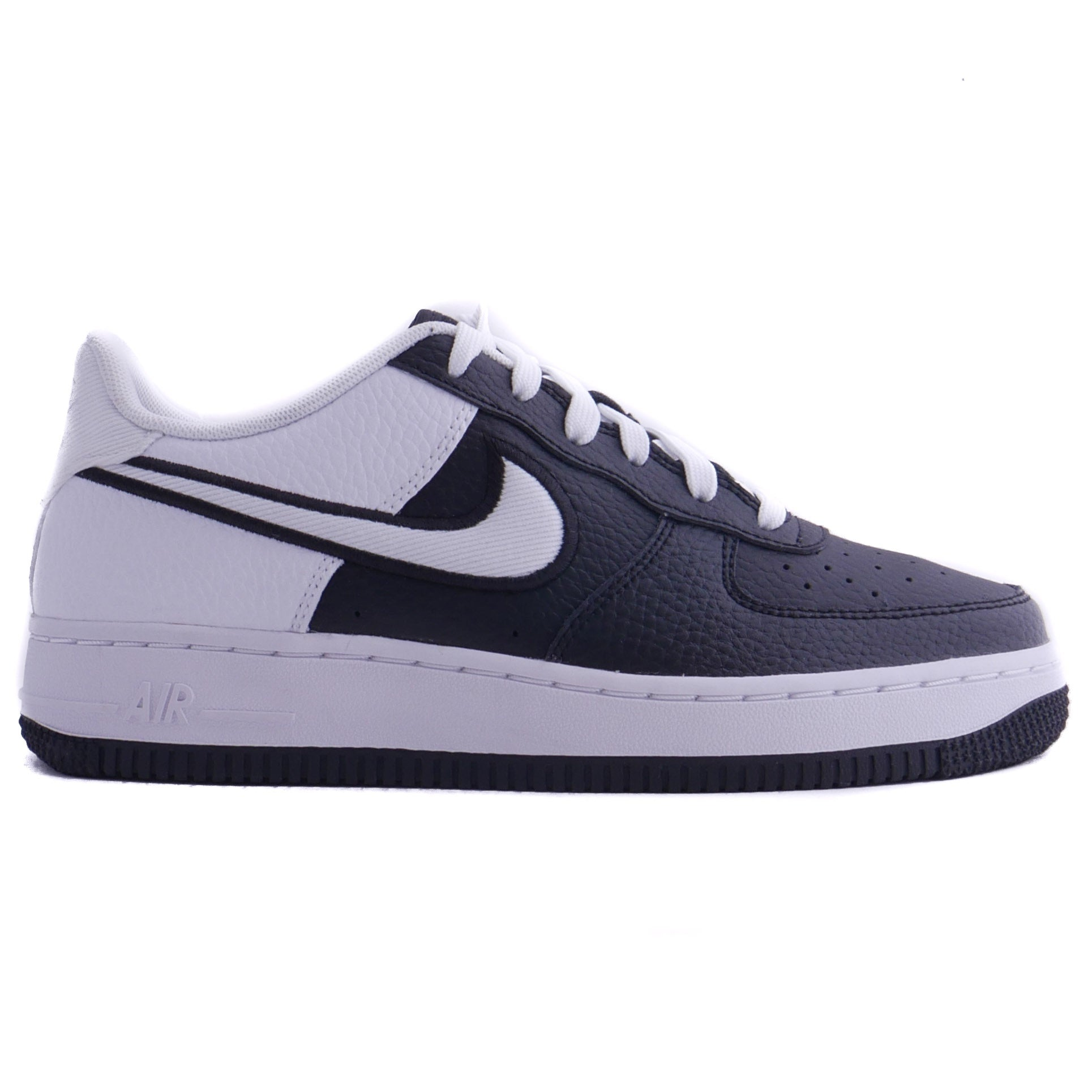 uk availability 60893 57dfd Nike Kids Air Force 1 LV8 White Black (GS)