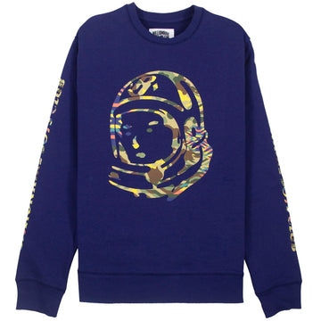 Billionaire Boys Club Camo Helmet Blue Crew