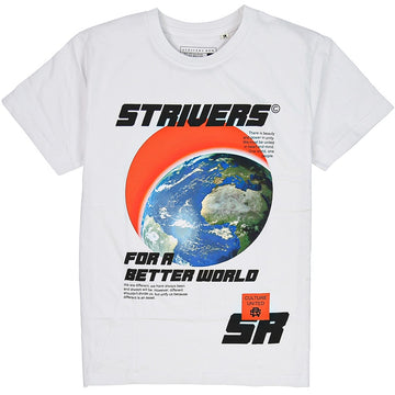 Strivers Row United White T-Shirt