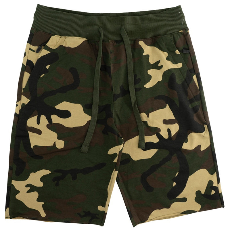 Jordan Craig Woodland Camo Palma French Terry Short 2.0