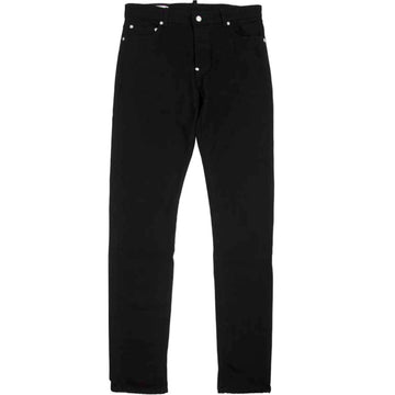 Inimigo 5 Pocket Black Jean
