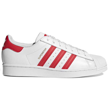 Adidas Superstar 'White Red'