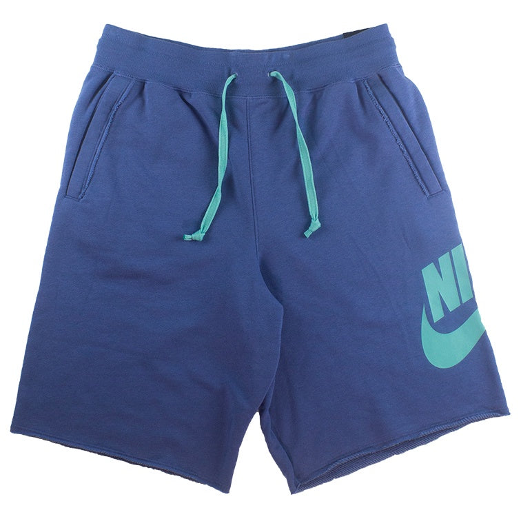 Nike Men's NSW Alumni Baby Blue Fleece Short