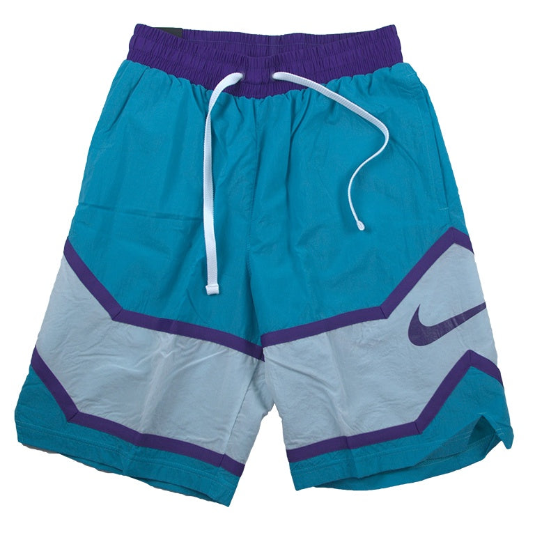 Nike Teal Throwback Basketball Shorts