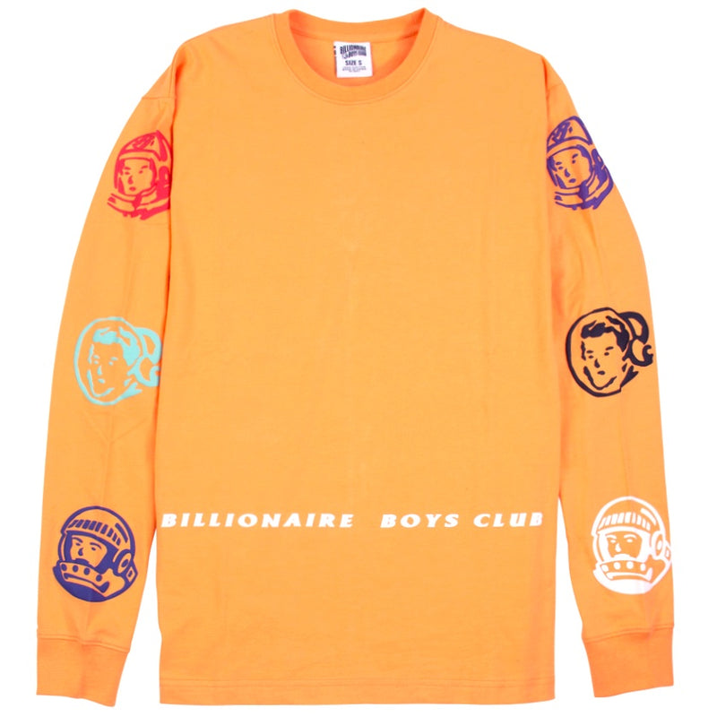 Billionaire Boys Club Universes Orange T-Shirt