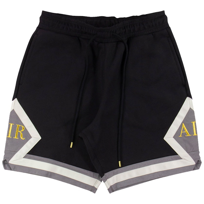 Air Jordan Remastered Diamond Black Shorts