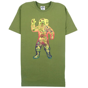 Billionaire Boys Club Cosmic Noise Green T-Shirt