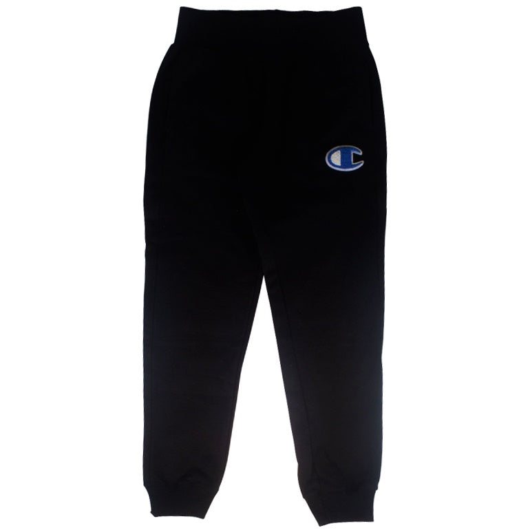 Champion Women's Reverse Weave Black Joggers