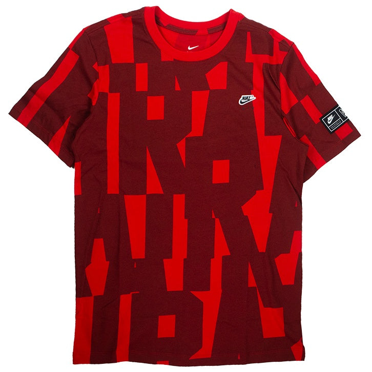 Nike Air Men's Red T-Shirt
