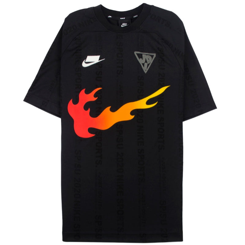 Nike Sportswear NSW Black T-Shirt