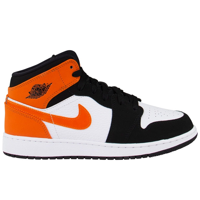 Air Jordan 1 Mid (GS) 'Shattered Backboard'
