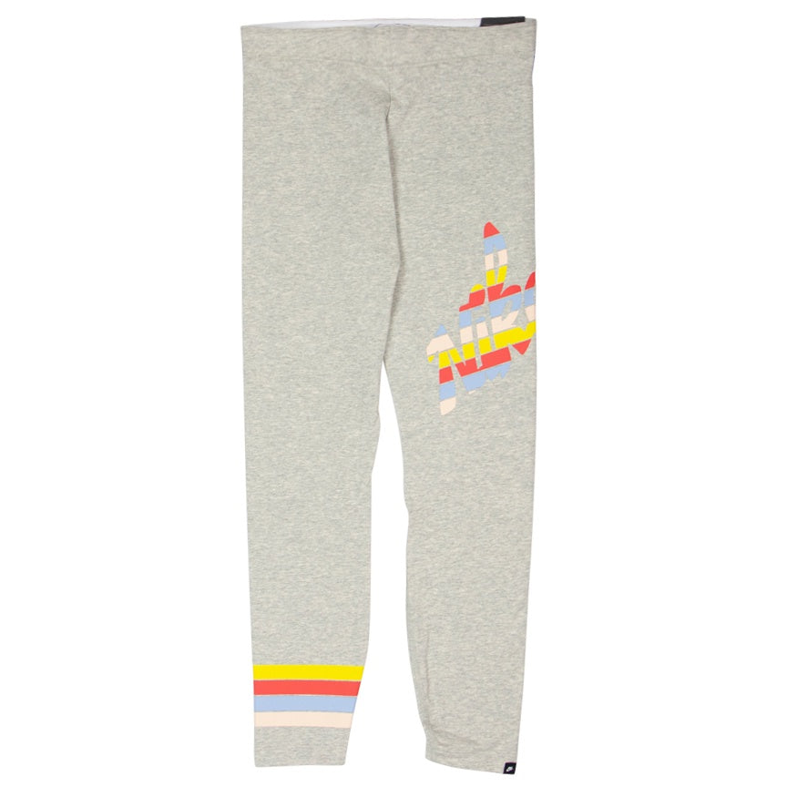 Nike Women's Retro Rainbow Stripe 7/8 Leggings